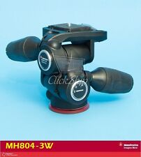 Manfrotto 804 MK II 3-Way Pan/Tilt Head Mfr # MH804-3W (Replaces the 804RC2)