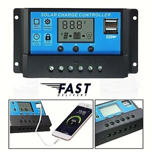 20-30A-Amp-12V-24V-Solar-Panel-Charge-Controller-Battery-Regulator-Solar-USB