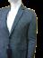 Antony-Morato-giacca-blazer-uomo-invernale-MMJA00242-Nero-prezzo-listino-199-90 miniatura 2