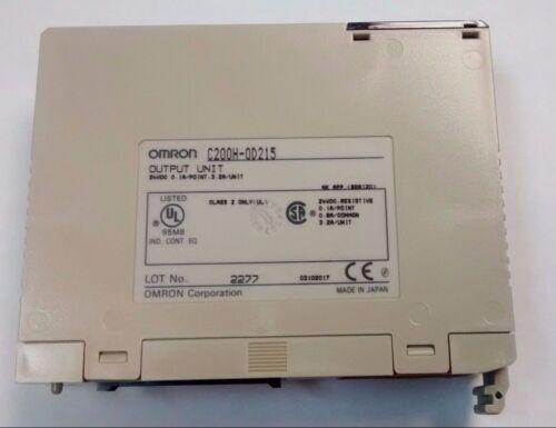 Omron C200H-OD215  Output Unit