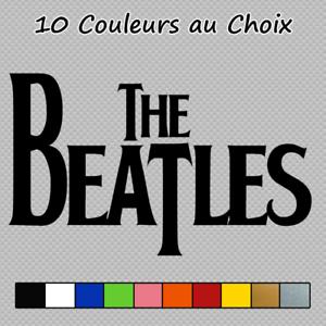 Sticker The Beatles Decal D-472 Musique mural Déco McCartney Couleurs au choix