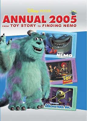 Disney Pixar Annual 2005 : (Annual), , Excellent Book