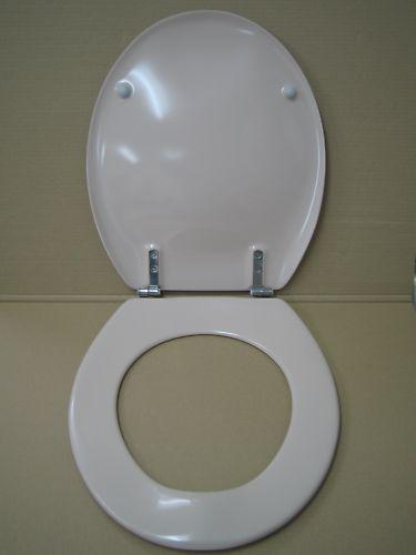 Pressalit Scandinavia 75 WC Sitz Beige Neu | Hohe Qualität
