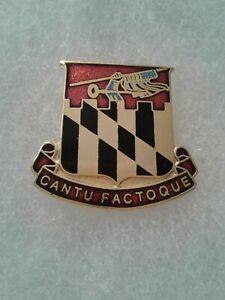 Authentic-US-Army-Baltimore-Coastal-Defense-Artillery-DI-DUI-Crest-Insignia