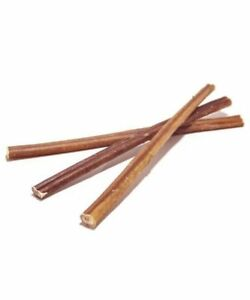 "12"" Inch REGULAR SELECT BULLY STICKS - ODOR FREE natural dog chew treats"