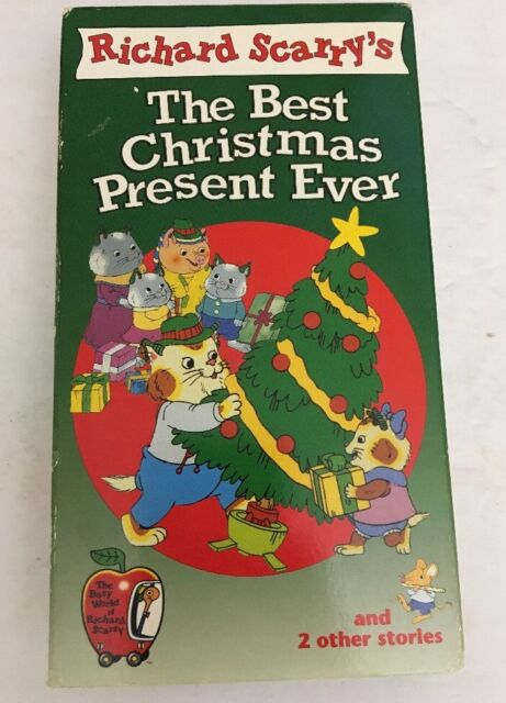 richard scarrys the best christmas present ever tested rare vintage ships n 24h - Best Christmas Present