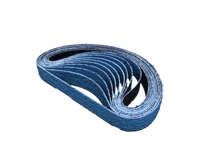 Packs of 10 13 x 451mm Zirconia Sanding Belts for Black and Decker Powerfile P60