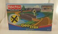 Fisher-price Geo Trax Rail Track Pack Rail & Road System Train Toys