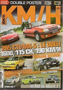 à Condition De Km/h 32 Peugeot Rcz Ibiza Sc Trophy Safrane Biturbo Simca 1000 Rallye 205 Cti