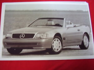 Image Is Loading 1993 Mercedes Benz 600 Sl Convertible 11