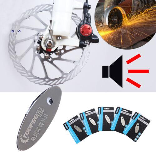 Adjusting MTB Bicycle Disc Brake Pads Spacer Tool Mounting Assistant Rotor Kit L