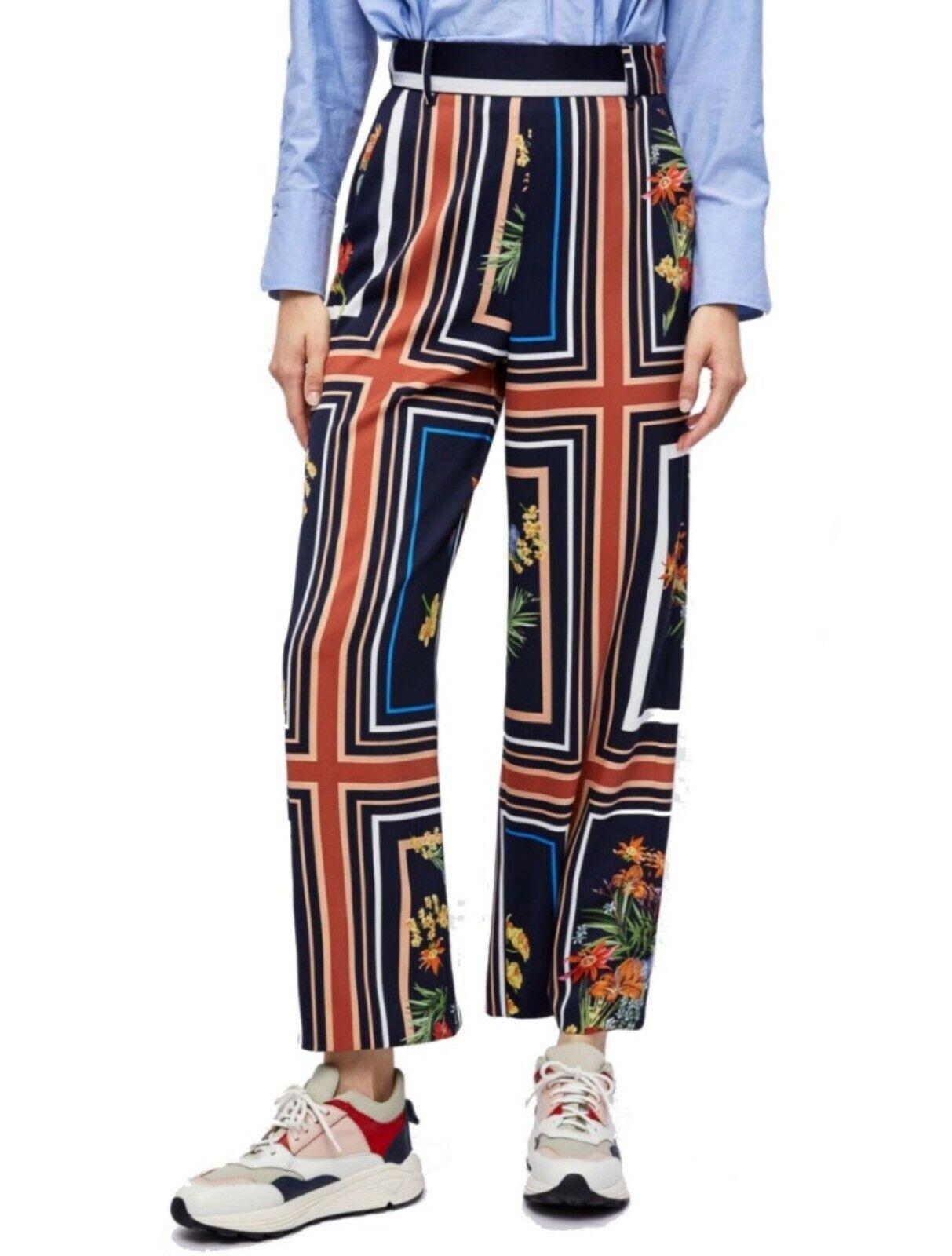 Marella Reschwarz Pantalone damen Col Blu tg 42   NUOVA COLLEZIONE S S 19
