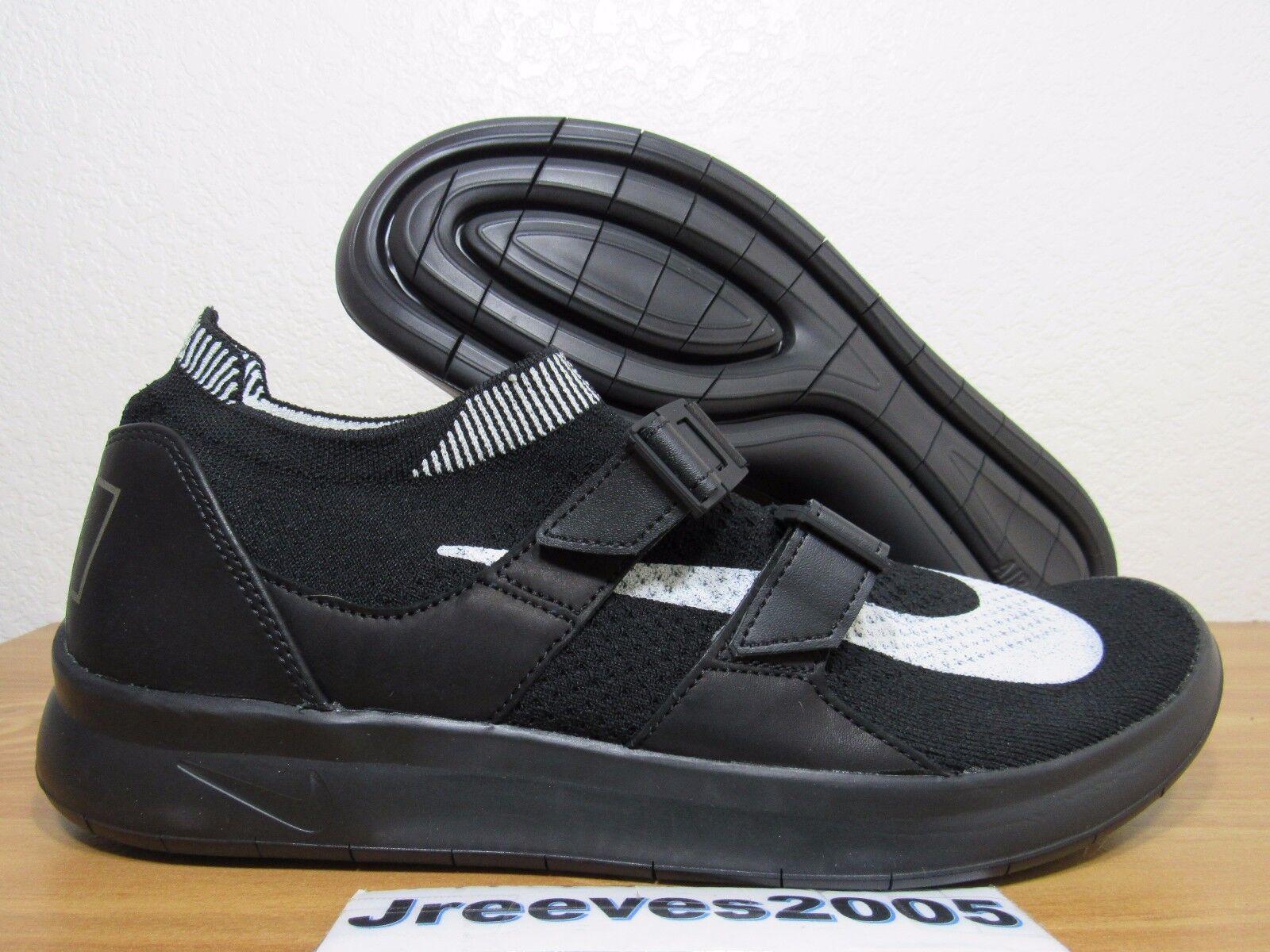 Nikelab aire sockracer Flyknit SZ negro 10 100% authentic nike negro SZ c5b87d