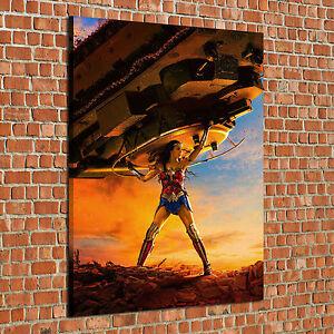 HD Printed Wonder Woman WM05 Oil Painting  Home Wall Decor Art On Canvas Unframe