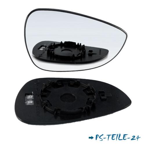 Spiegelglas für FORD B-MAX 2012-2014 rechts sphärisch beifahrerseite