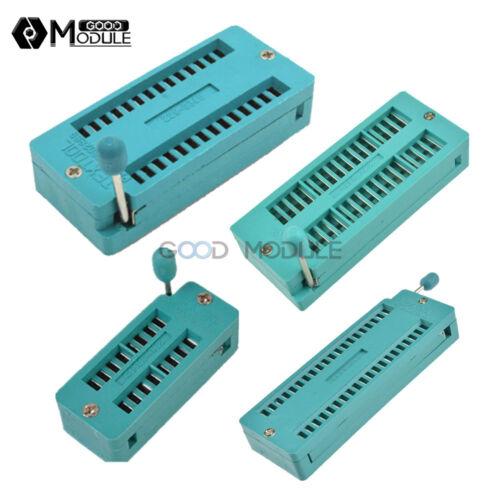 Universal 16 20 28 32 40 Pins Test ZIF IC Socket 16P 20P 28P 32P 40P