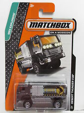 MATCHBOX 2013 ON A MISSION  MBX EXPLORERS DESERT THUNDER V16