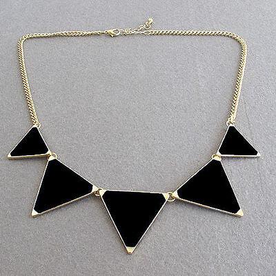 Charm Fashion Unique Design Chain Chunky Choker Statement Elegant Necklace Gift