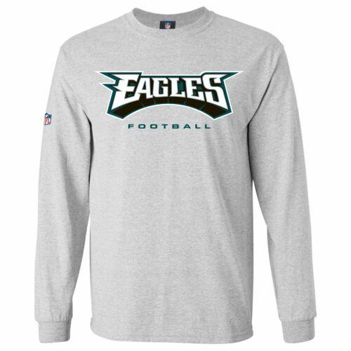 Majestic OUR TEAM Longsleeve Philadelphia Eagles grau