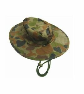 Image is loading AUSCAM-CAMOUFLAGE-PATTERN-BOONIE-HAT-Size-S-to- 970eabb92a7b
