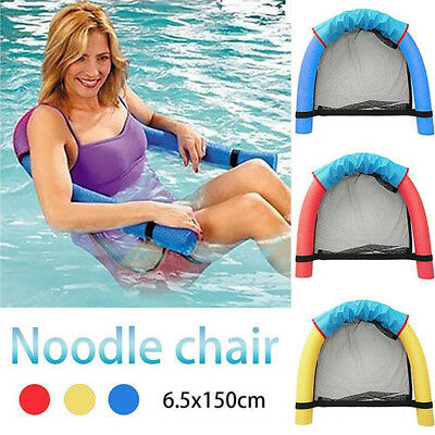 Swimming Pool Seats Amazing Bed Buoyancy Stick Noodle Floating Chair Float Toy