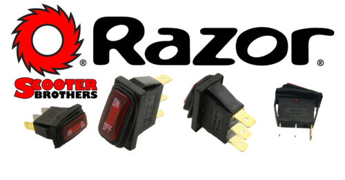 On//Off Power Switch for Razor E325 Electric Scooter w// Light