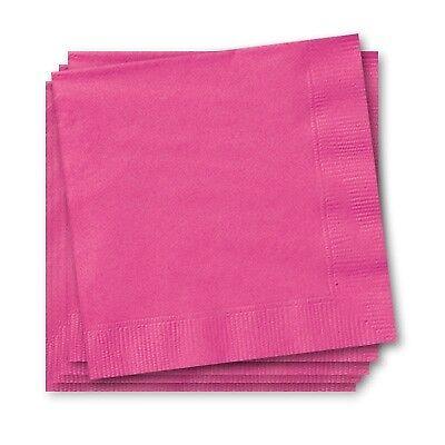 decoración en colores llamativas 25x25cm Rosa partyservietten paquete de 20er