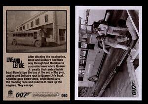 James Bond Archives 2015 Goldeneye Chase Card #98