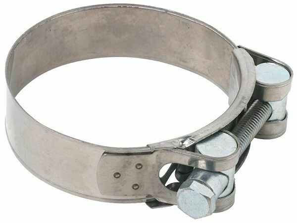 Aeroflow AF24-6467 64-67mm T-Bolt Stainless Clamp 1 Piece Per Pack