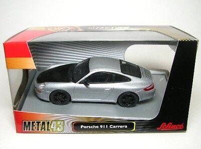 Porsche 911 Carrera (argento/nero)-z) It-it Mostra Il Titolo Originale