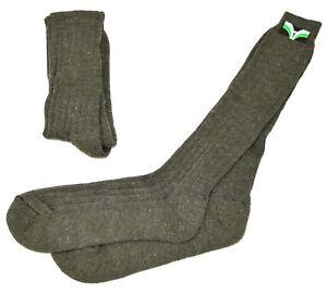 NEW-Italian-Army-Soft-Wool-Socks-High-Quality-Military-Long-Length-Commando-Sock
