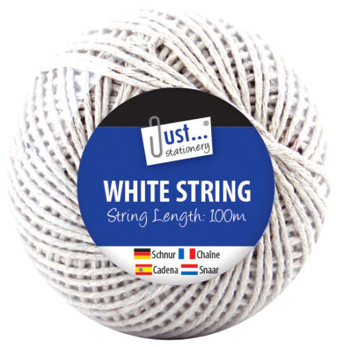 Household Home Office Ball Of Cotton String Twine Rope Ties 100m Pack of 1//3//6