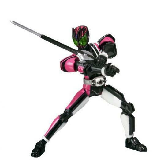 Nuovo S.H.Figuarts Mascherato Kamen Rider Decade Violento Emozione