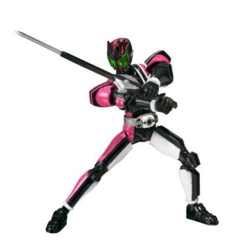 NEW S.H.Figuarts Masked Kamen Rider DECADE VIOLENT EMOTION Action Figure BANDAI