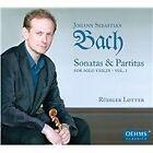 Johann Sebastian Bach - Bach: Sonatas & Partitas for Solo Violin, Vol. 1 (2013)