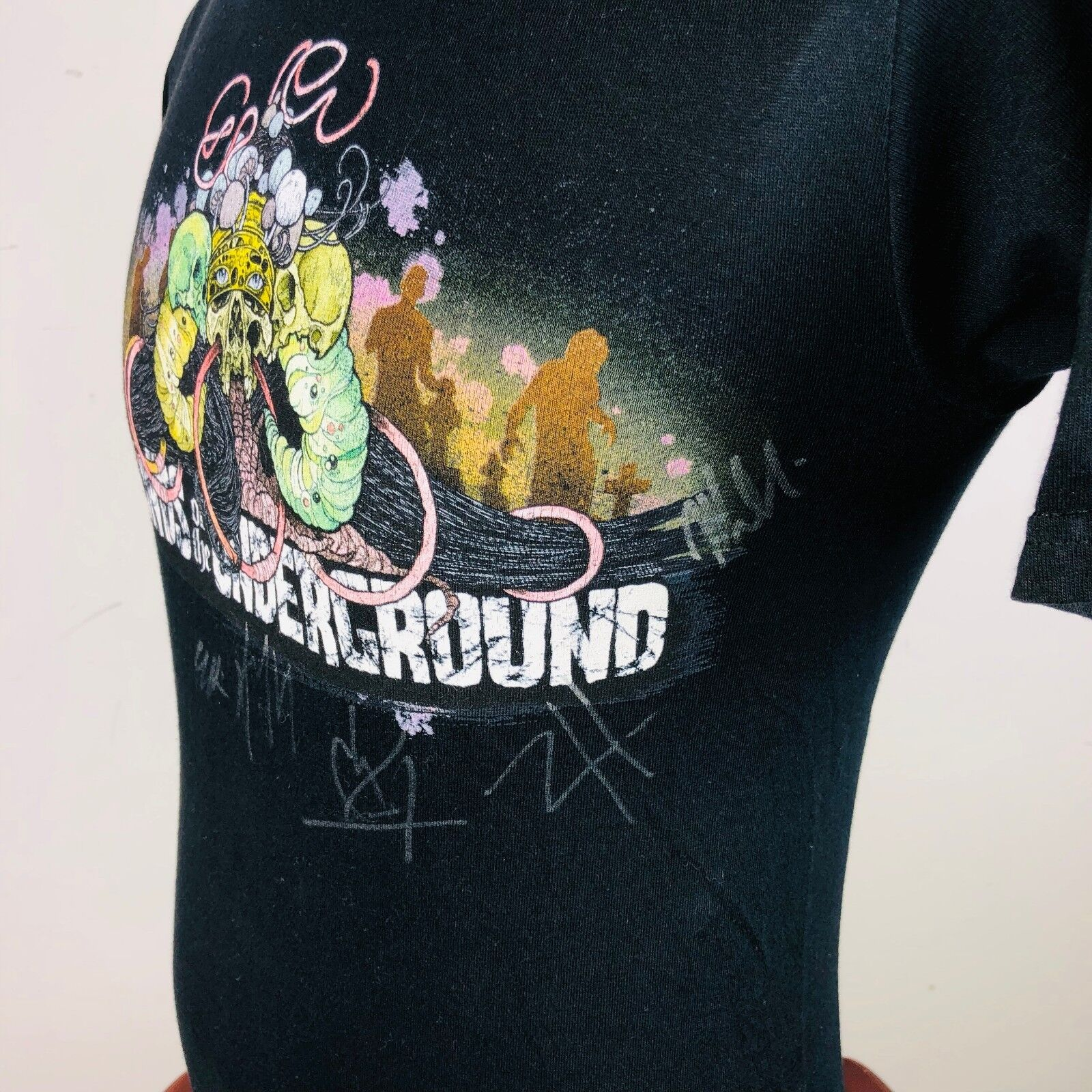 Sounds of the Underground Signed 2007 Hot Topic Summer