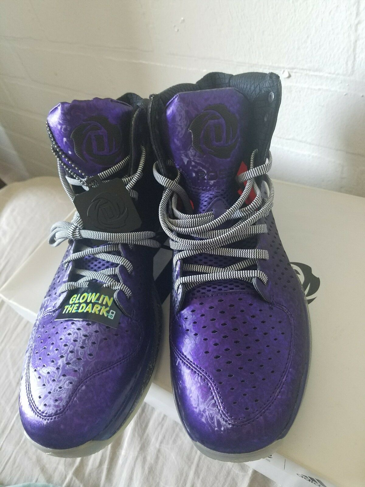 D Rose 3 Size 11 CHRISTMAS. NIGHTMARE BEFORE CHRISTMAS. 11 445608