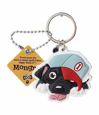 Black Cocker Spaniel 3D Key Ring Bag Charm Tag Dog Lovers Gift Stocking Filler