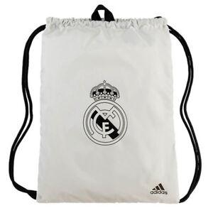 Adidas-Bolsa-deporte-Real-Madrid-Ronaldo-Futbol-Accesorios-elaborar-cy5608-NUEVO