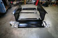 Complete Bed Kit Chevy 1967 - 1972 Chevrolet Long Bed Stepside Wood Steel