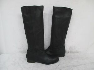 Nine West Vintage America Cookin' Boots Brown Suede Knee-High Boots Size 6