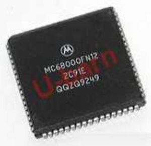1pcs MC68000FN10 68000 PLCC68 new