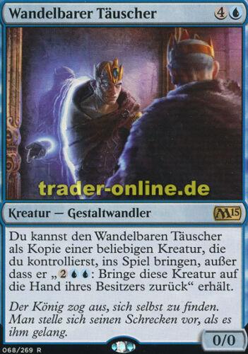 Mercurial Pretender Magic 2015 M15 Magic Wandelbarer Täuscher