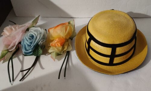 VINTAGE LILLY DACHE DEBS HAT