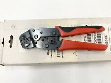 Nice Molex 11 01 019720 24awg Aviation Crimping Tool Cr60622b Great Condition
