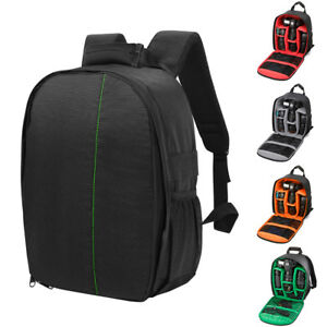 Consumer Electronics Accessories & Parts Multi-functional Camera Backpack Video Digital Dslr Bag Waterproof Outdoor Camera Photo Bag Case For Nikon Canon Dslr