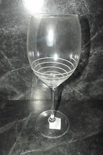 Verre à vin sur pied modèle spiral Villeroy & boch