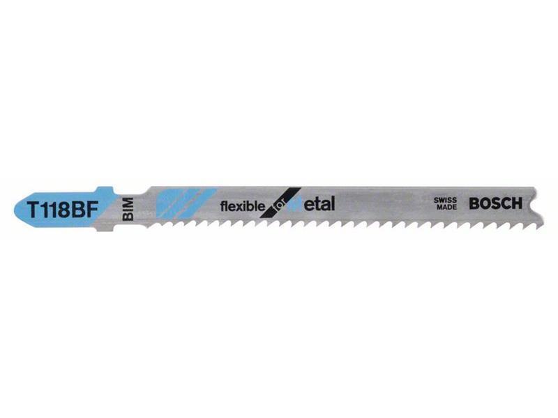 Bosch Stichsägeblatt T 118 BF