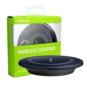 Caricabatterie Originale Samsung EP-PG920 Wireless Nero ORIGINALE S8 S8+ S7 s6