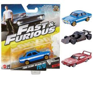 Fast-amp-Furious-6-Diecast-metallo-Auto-figure-da-collezione-1-55-modelli-in-scala